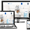 Nouveau site reactif Biovet New responsive Website